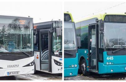 Autobuze noi la CTP