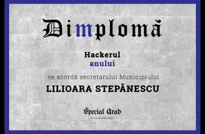 DIMPLOMA LILIOARA STEPANESCU