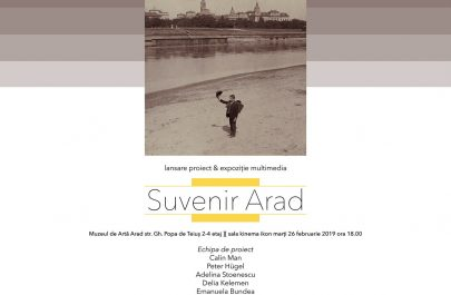 Prezentare proiect Suvenir din Arad_Muzeu arta_26 februarie_18.00