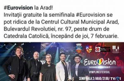 postare fb cja eurovision