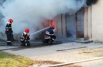 incendiu-Arad