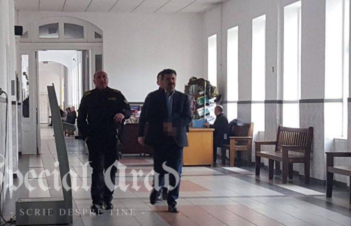 Fostul președinte al CJ Arad, Nicolae Ioțcu, a ieșit din închisoare! Însă... doar pentru întâlnirea cu un alt judecător, într-un alt dosar (Video)