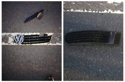 probe VW accident