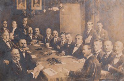Prima conducere romaneasca a Aradului_1919