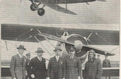 11. Avionul Astra Proto(1922)