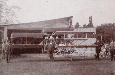 3. Aeroplanul lui Faludy Franyo Carol, Arad 1910