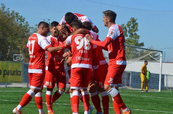 """Victorie spectaculoasă a """"Bătrânei Doamne"""", la Târgu Jiu. Suntem pe locul doi, cu un meci mai puțin disputat decât prima clasată"""