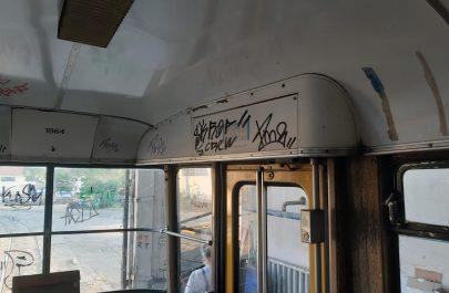 tramvaie vandalizate 2