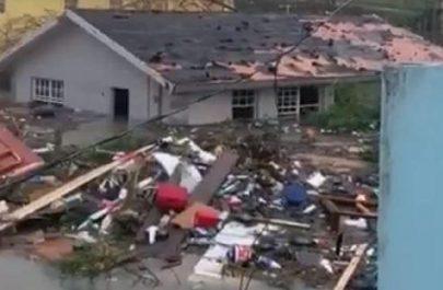 uraganul dorian bahamas