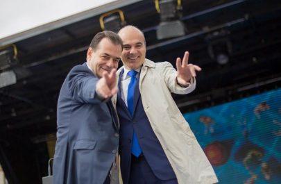 Ludovic-Orban-Rares-Bogdan-prim-ministru-a-lui-iohannis