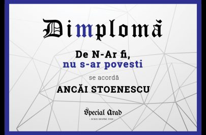 DIMPLOMA ANCĂI STOENESCU