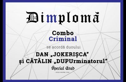 DIMPLOMA Combo Criminal