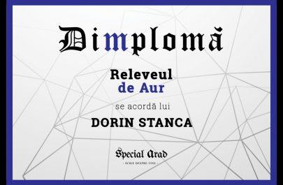 DIMPLOMA DORIN STANCA