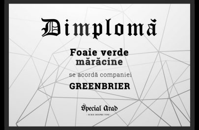 DIMPLOMA Greenbrier GRI