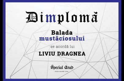 DIMPLOMA LIVIU DRAGNEA