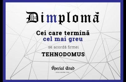 DIMPLOMA TEHNODOMUS
