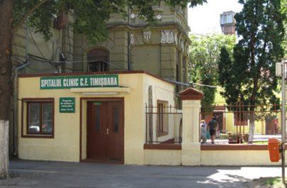Spital CF Timisoara