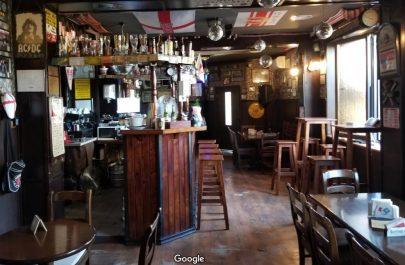 old lady's pub