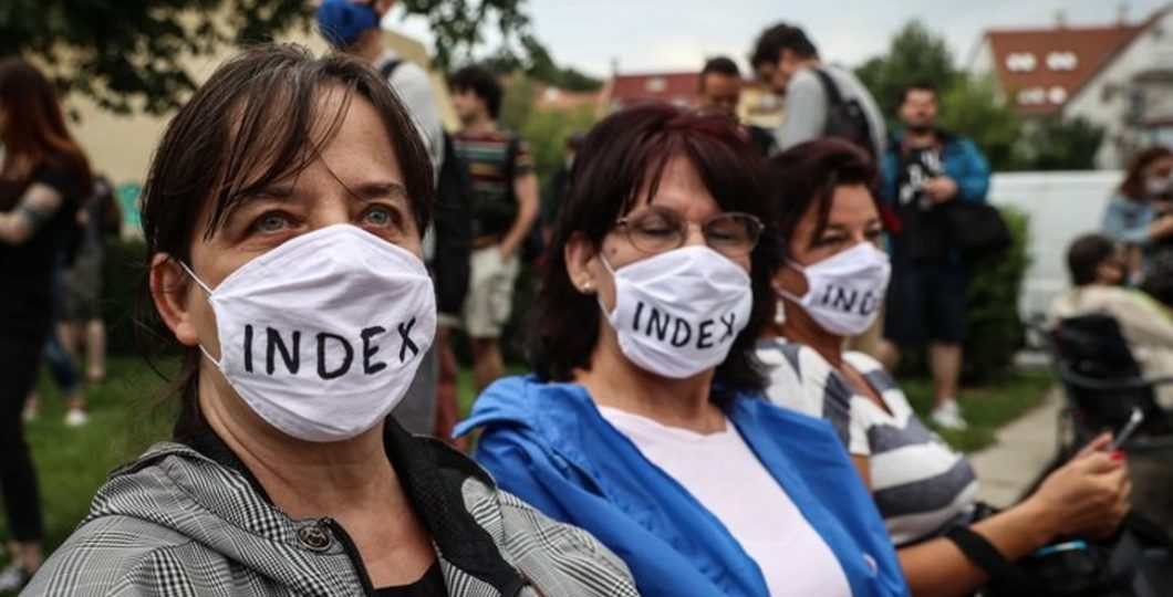 Demonstrație la Budapesta pentru presă liberă. Portalul cu cea mai ...