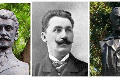 bust original ioan russu sirianu versus bust replica nou