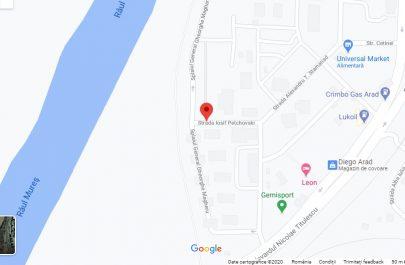 strada iosif petschovski