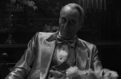 MANK (2020)Charles Dance as William Randolph Hearst.