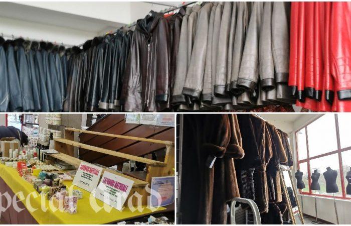 """Târgul de haine de la Polivalenta Arad se desfășoară chiar acum """"pe răspunderea organizatorilor"""" în timp ce zeci de patroni și angajați ai sălilor de evenimente șomează"""