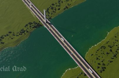 pod peste mures prelungire saguna simulare 1