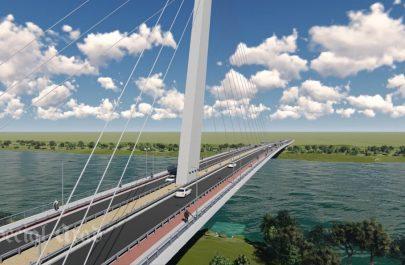 pod peste mures prelungire saguna simulare 3