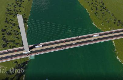 pod peste mures prelungire saguna simulare 5