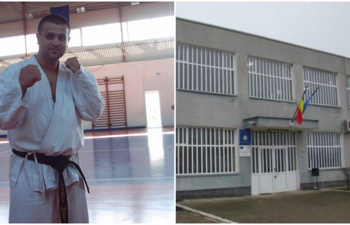 """""""Dacă zici ceva, îți împușc copiii și pe tine""""! Polițistul Marius Covaci, arestat preventiv pentru tâlhăria de la Pâncota, face dezvăluiri din spatele gratiilor"""
