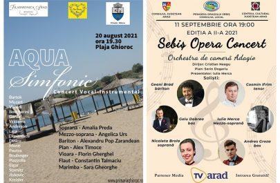 Aqua Simfonic - Sebis Opera Concert