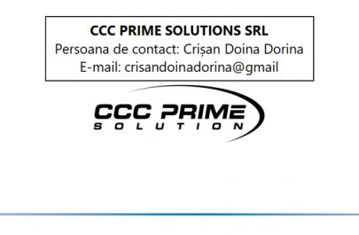 CCC PRIME SOLUTIONS SRL footer